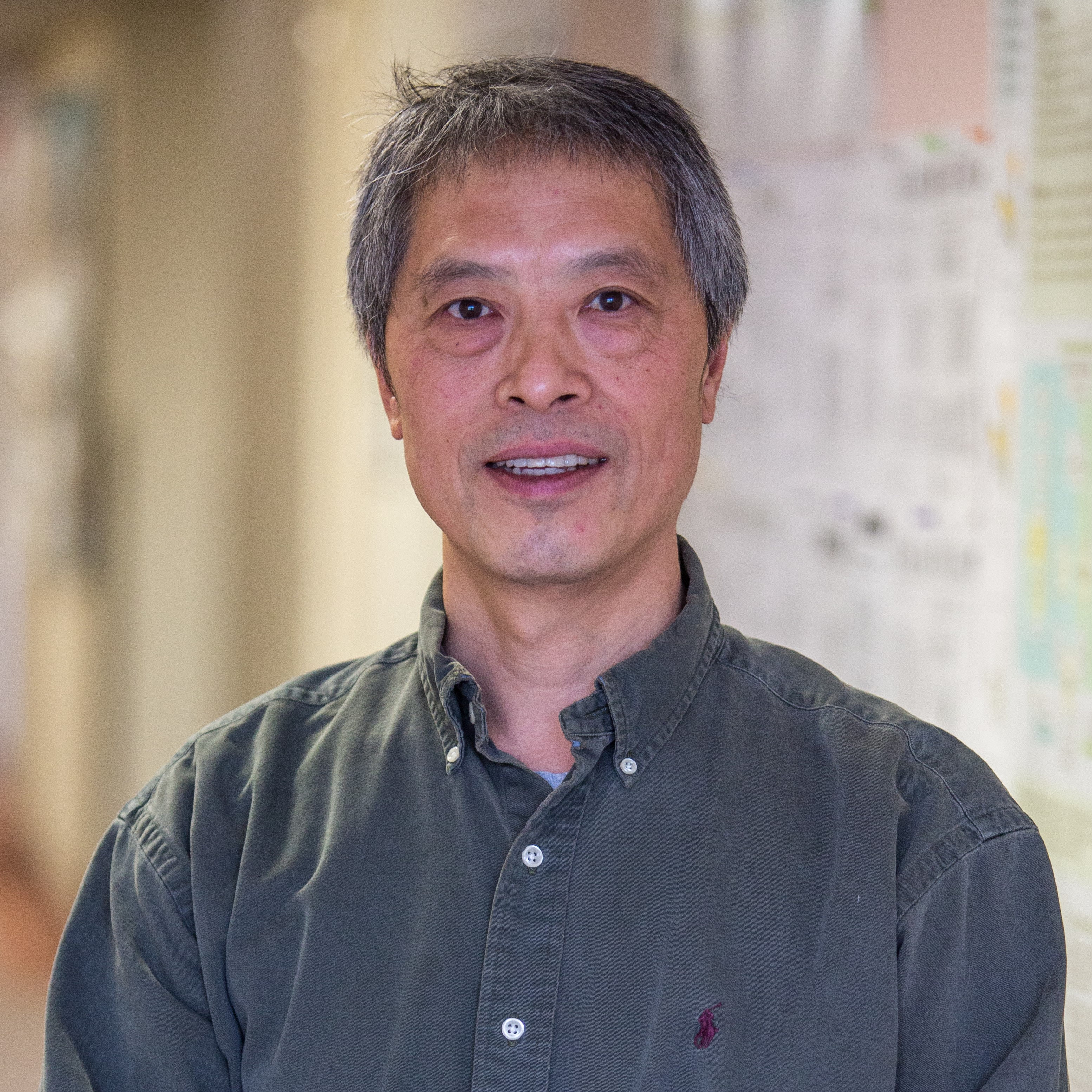 Congratulations to Jiquan Chen for being a recipient of the William J. Beal Outstanding Faculty Award